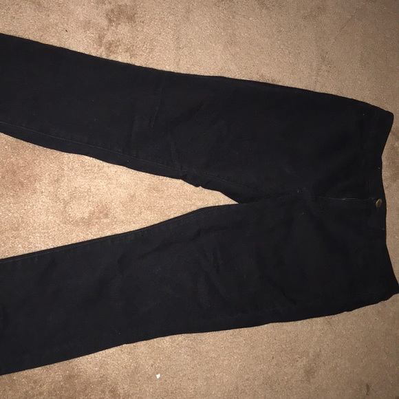 American Eagle Outfitters Denim - American Eagle black hi-rise jeggings